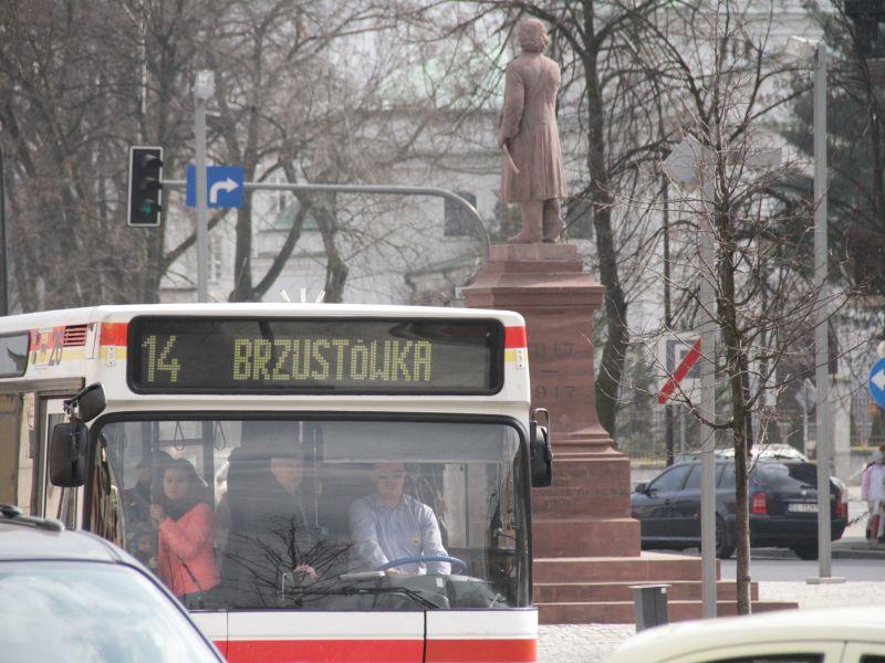 Wszystkich Świętych 2017 - funkcjonowanie komunikacji miejskiej