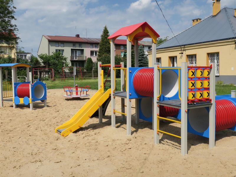 TBO 2017. Nowy plac zabaw przy Przedszkolu nr 2