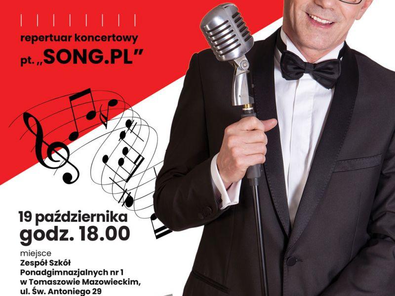 Robert Janowski zaśpiewa dla seniorów