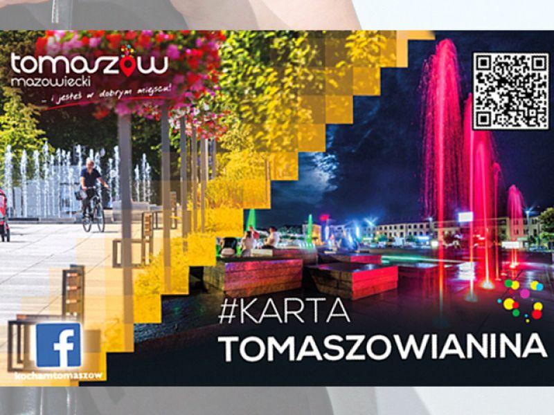 Hippo i salon Pazurek & Rzęska dołączyli do partnerów Karty Tomaszowianina