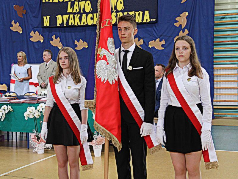 Uczniowie zakończyli rok szkolny 2016/2017