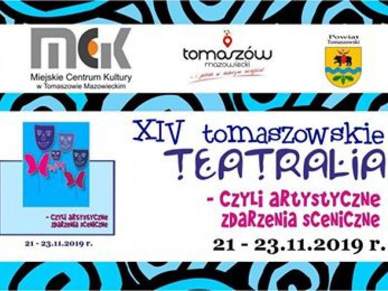XIV Tomaszowskie Teatralia