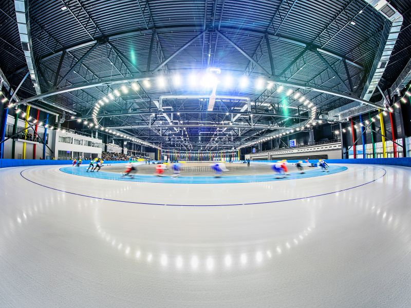 Mamy to ‒ dwa kolejne Puchary Świata w łyżwiarstwie szybkim w tomaszowskiej Arenie Lodowej!