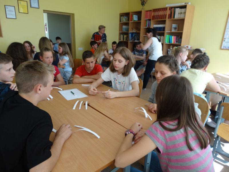 """""""Razem dla edukacji. Rodzina polonijna""""- SP 12 z wizytą na Litwie"""