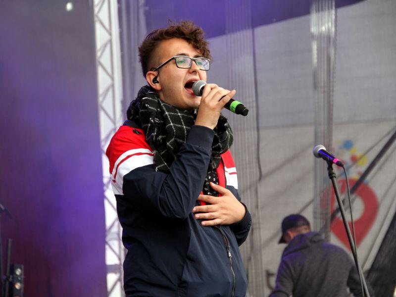Artur Dyśko zwyciężył w konfrontacjach muzycznych [ZDJĘCIA]