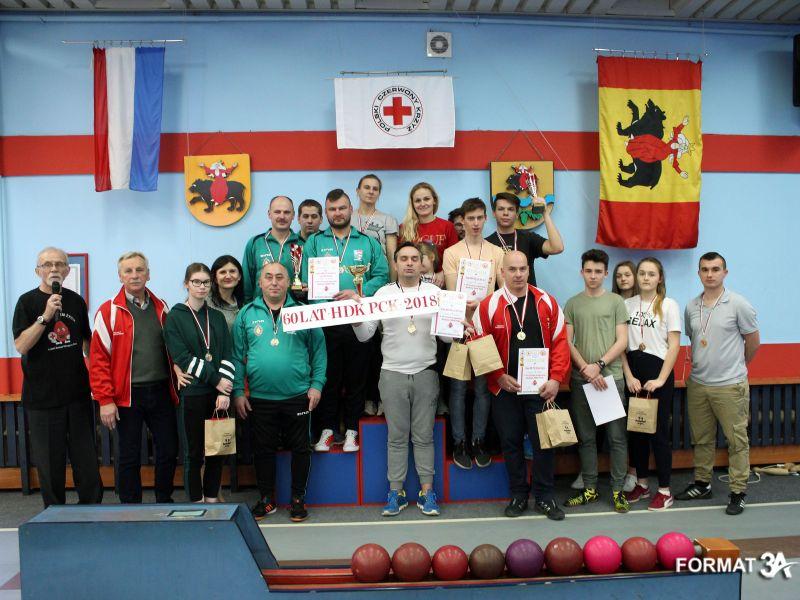 VIII Turniej Kręglarski Klubów Honorowych Dawców Krwi PCK