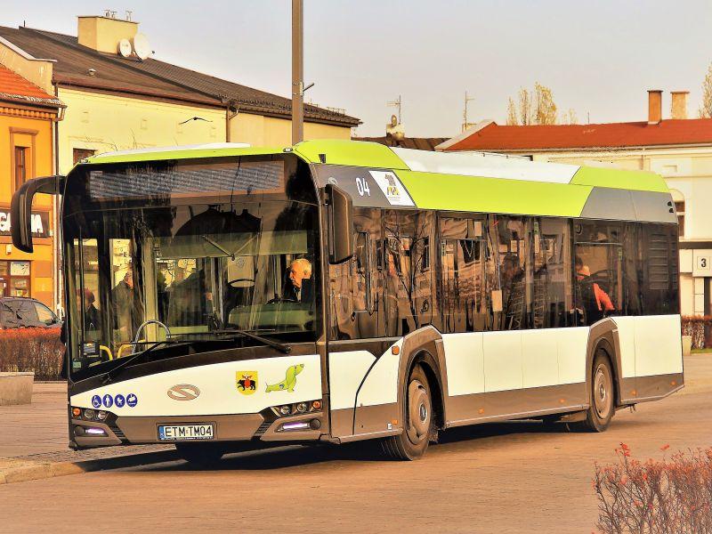Komunikacja miejska od 18 maja – zmiana limitu pasażerów w autobusach