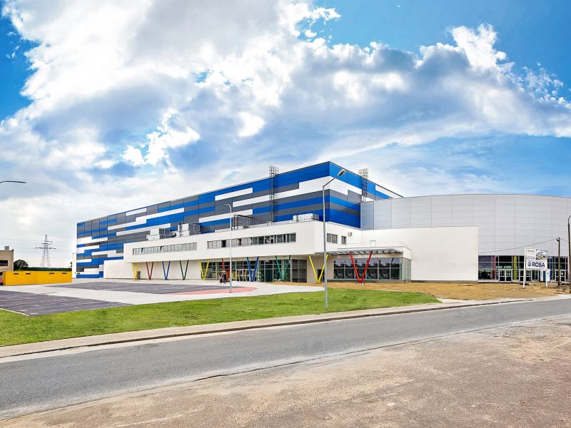 NIK pozytywnie ocenił budowę Areny Lodowej