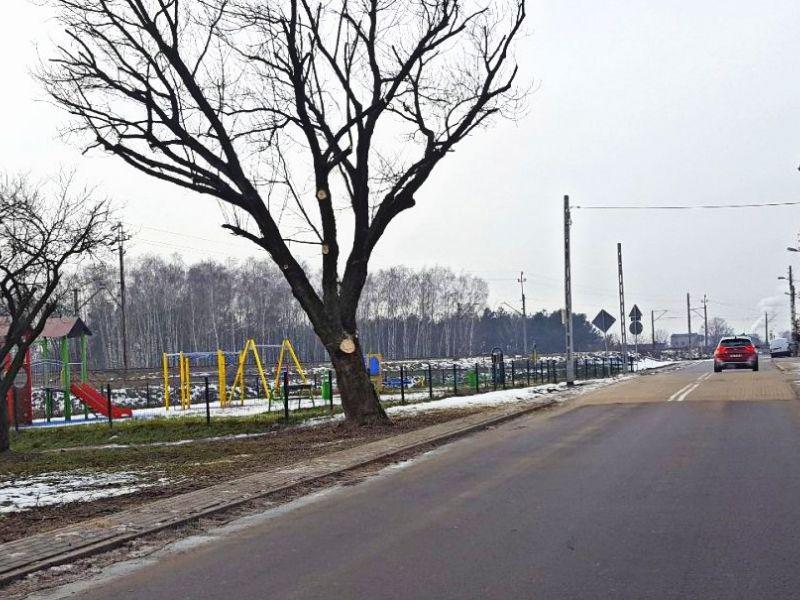 Ulica Piaskowa zyskała chodniki i nowy asfalt