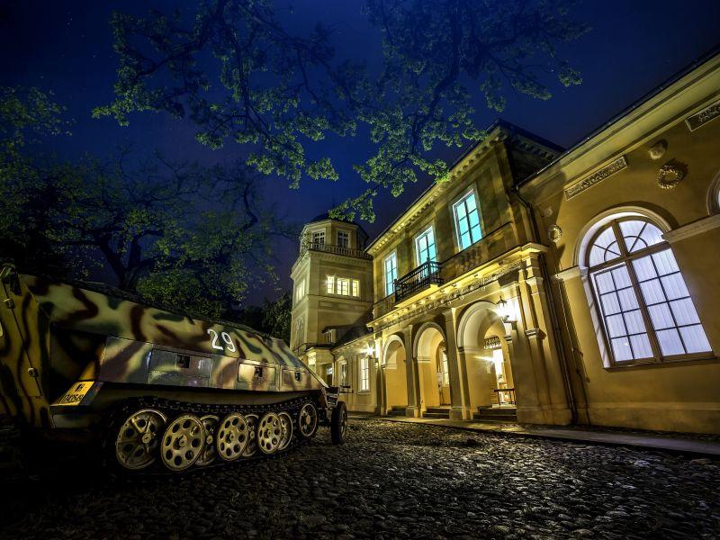 Muzeum zaprasza na wydarzenia kulturalne w październiku
