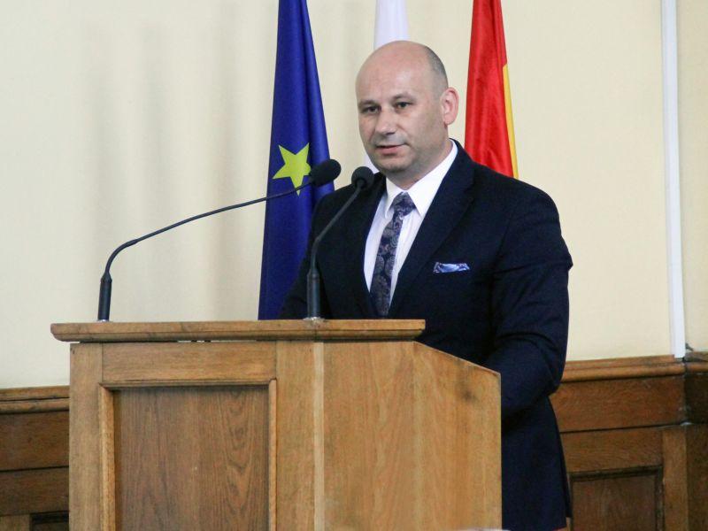 Prezydent Marcin Witko z absolutorium i wotum zaufania