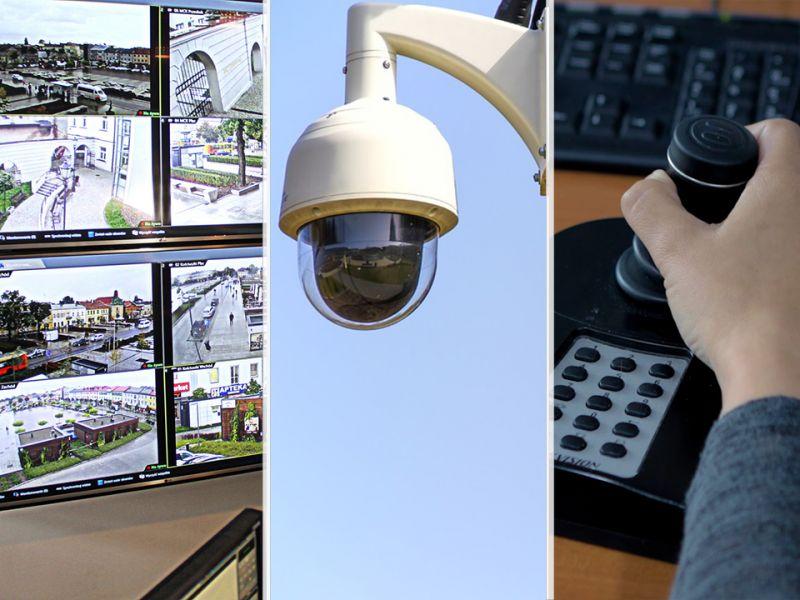 Monitoring miejski. Zatrzymano amatora cudzej własności