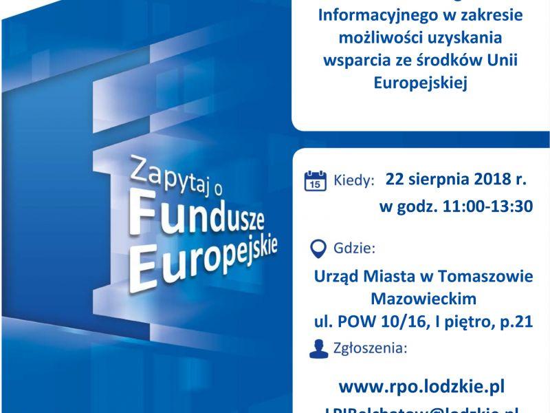 plakat promujący  bezpłatne konsultacje