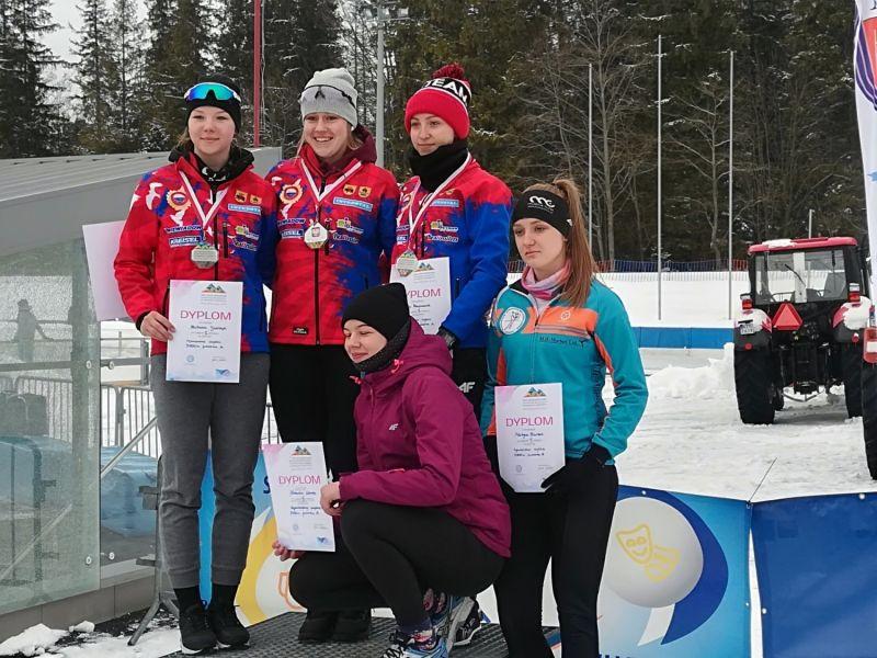 Olimpiada i mistrzostwa Polski. 36 medali dla Pilicy!