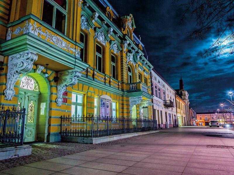 Miejska Biblioteka Publiczna, Miejskie Centrum Kultury