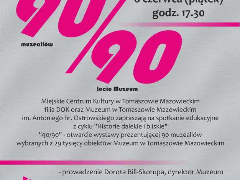 plakat promujący spotkanie edukacyjne