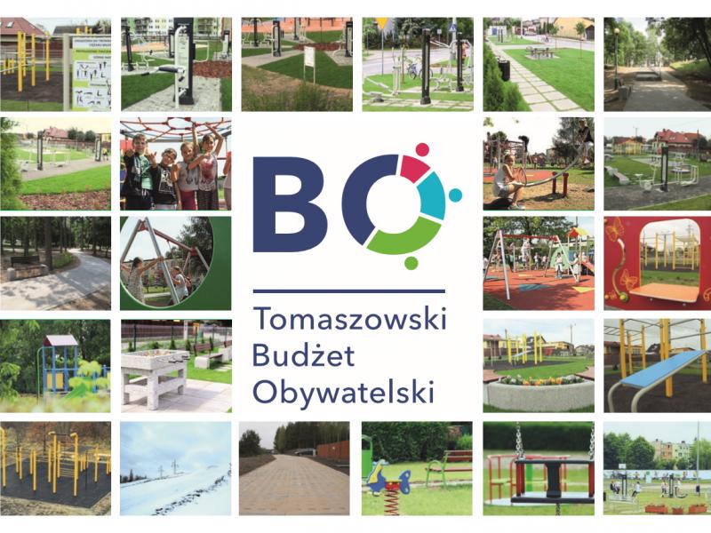 Tomaszowskiego Budżetu Obywatelskiego 2018