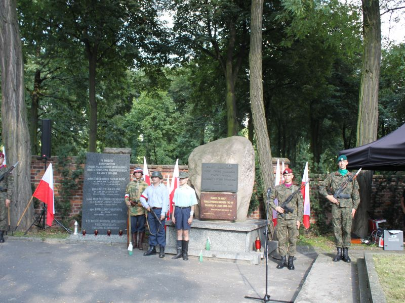 74 rocznica wybuchu Powstania Warszawskiego