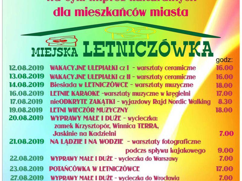 Miejska Letniczówka