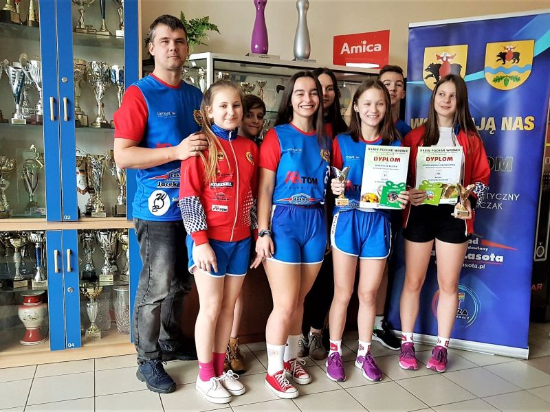 Młodziczki z medalami, zawiedli juniorzy i seniorzy