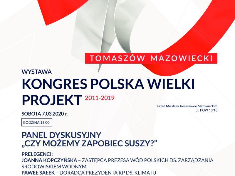 Polska Wielki Projekt ‒ zapraszamy do debaty o zmianach klimatycznych