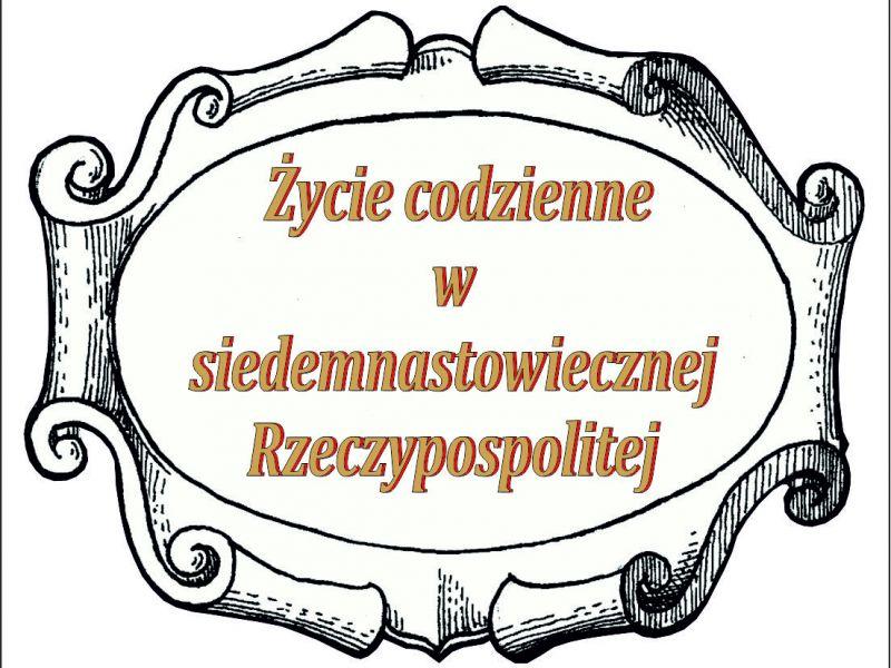 plakat informacyjny, wykład