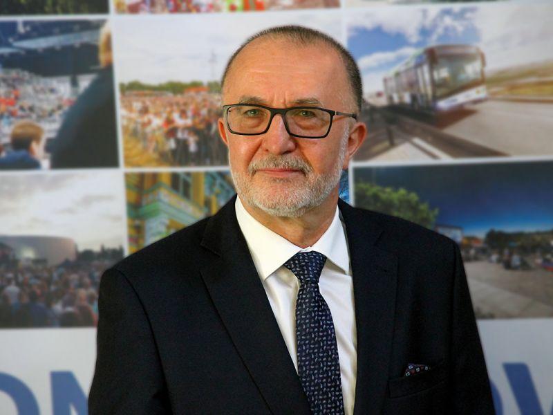 Jan Woźniak prezesem Zakładu Gospodarki Ciepłowniczej
