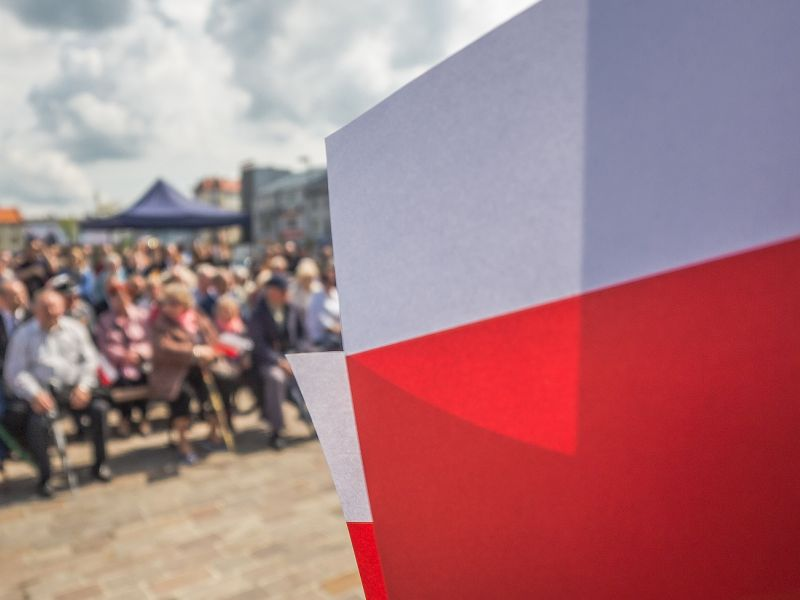 74. Rocznica wybuchu Powstania Warszawskiego