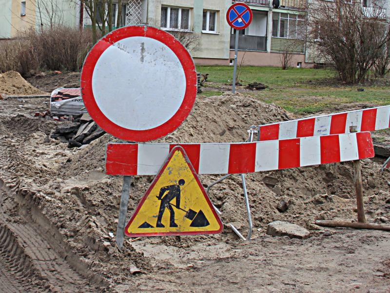 Przebudowa ul. Ks. Skorupki, nowe oświetlenie ścieżki rowerowej i budowa parkingów