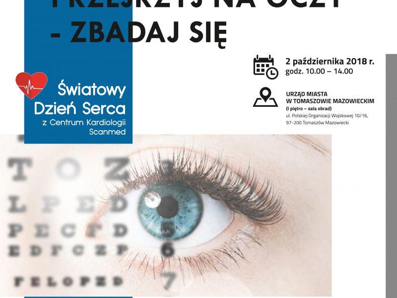 Przejrzyj na oczy – zbadaj się. Światowy Dzień Serca w magistracie