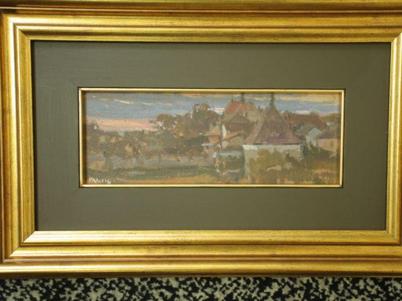 Motywy najbliższe- malarstwo Józefa Panfila