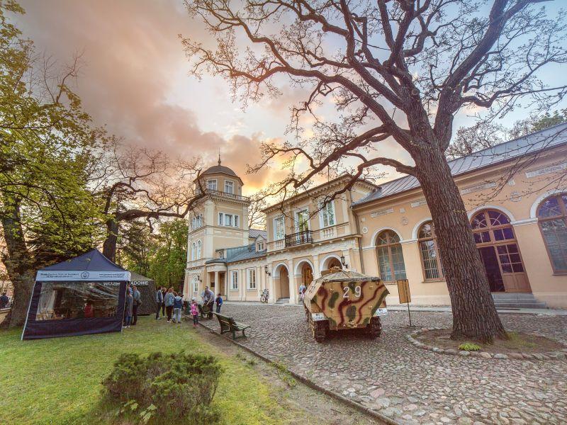 Co będzie działo się w październiku w tomaszowskim muzeum?