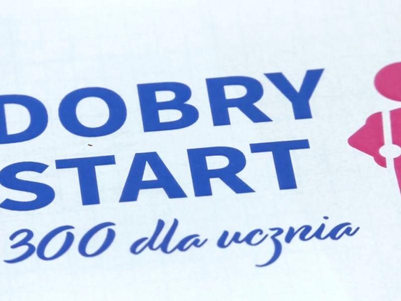 """Rządowy program """"Dobry start"""". Jak złożyć wniosek o 300 zł na wyprawkę szkolną?"""