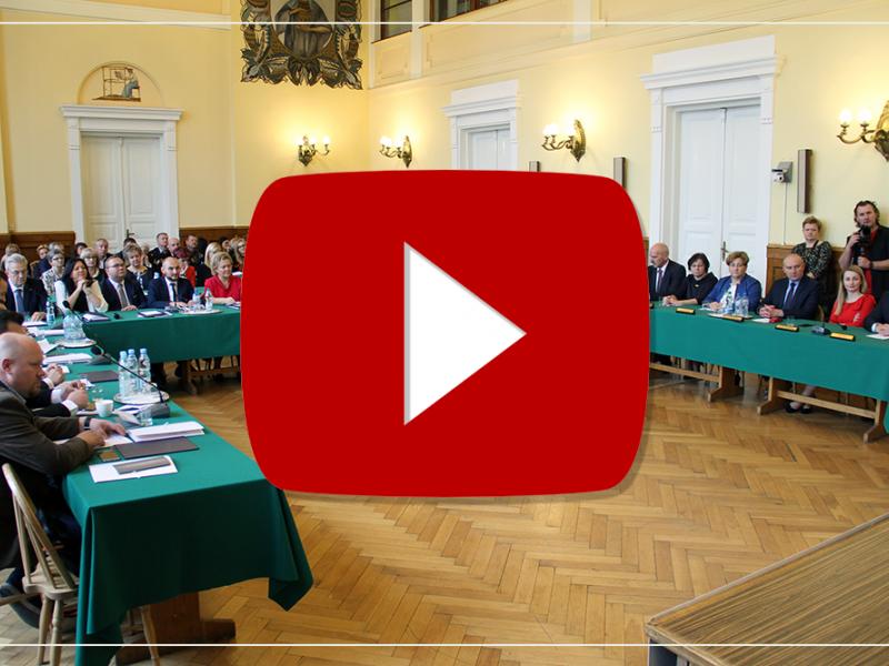 IV sesję Rady Miejskiej
