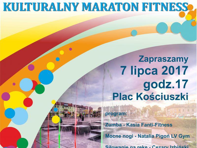 Maraton Fitness na pl. Kościuszki!