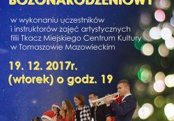 Koncert Bożonarodzeniowy w MCK