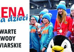 Arena dla dzieci - otwarte zawody dla młodszych łyżwiarzy