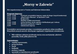 Zaproszenie na XI Ogólnopolski Zlot Morsów