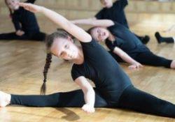 Akrobatyka w filii MOK