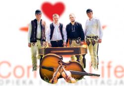 Koncert w Domu Seniora w Ujeździe ‒ zaproszenie