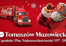Jarmark Świąteczny. Ciężarówka Coca-Cola stanie na pl. Kościuszki