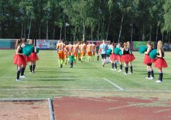 Lechia kończy sezon na 5. miejscu III lidze