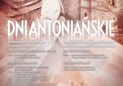 Dni Antoniańskie 2019 [PROGRAM]
