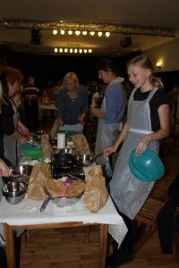 Warsztaty kulinarne z czekoladą w tle