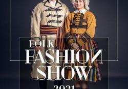 """Wystawa """"Folk Fashion Show 2021"""""""