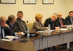 O problemach Tomaszowa na konwencie gmin