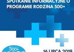 Rodzina 500+: Bus informacyjny w Tomaszowie Mazowieckim