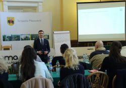 Zakładanie i prowadzenie działalności gospodarczej. Kolejne szkolenie w magistracie