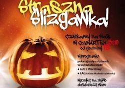 Halloweenowa ślizgawka w Arenie Lodowej