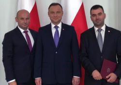 Błażej Spychalski z Tomaszowa Mazowieckiego ministrem w Kancelarii Prezydenta Andrzeja Dudy